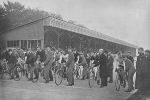 1896 Ten Miles Prof Race